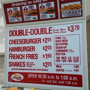 In-N-Out Burger - 429 Photos & 509 Reviews - Burgers - 2950 E