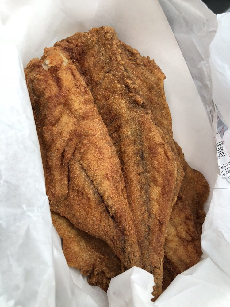 Adam's Fried Fish