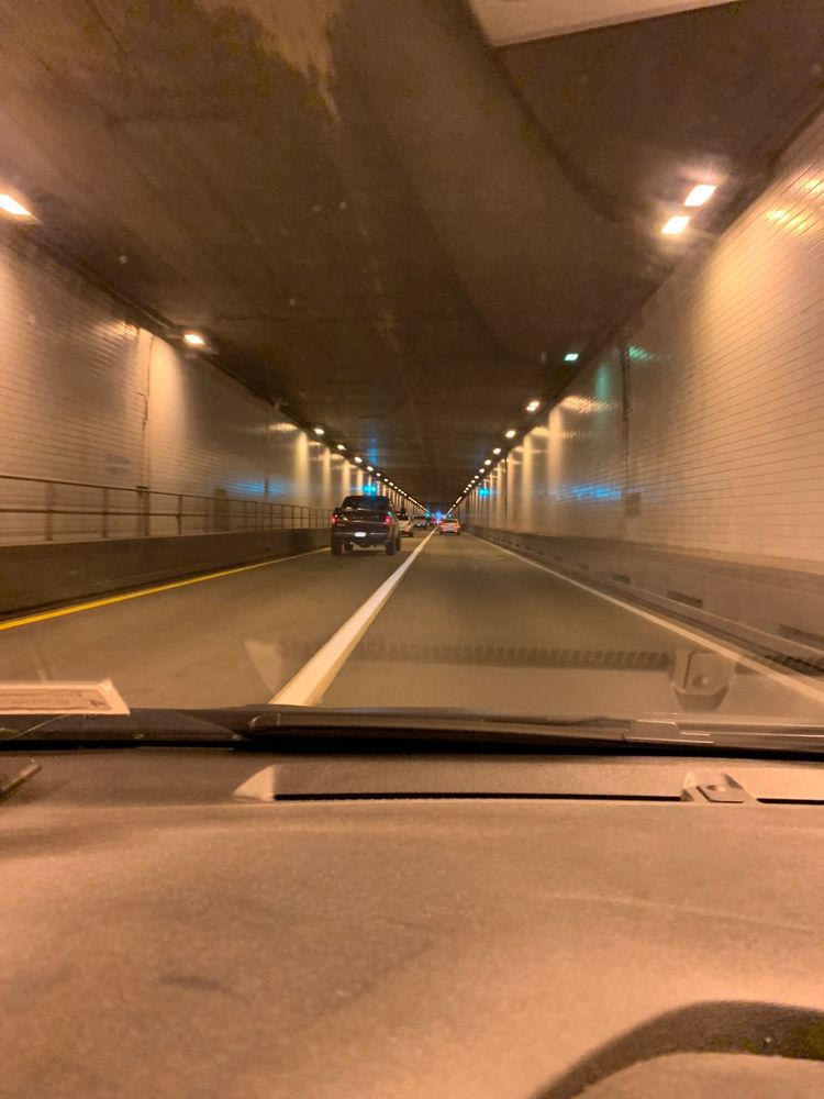 Big Walker Mountain Tunnel: I-77 N Mile Mark 48, wytheville, VA