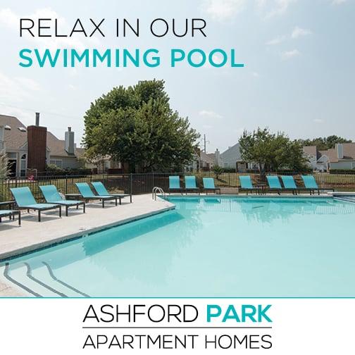 Ashford Lakes Apartments: 1301 W Hefner Rd