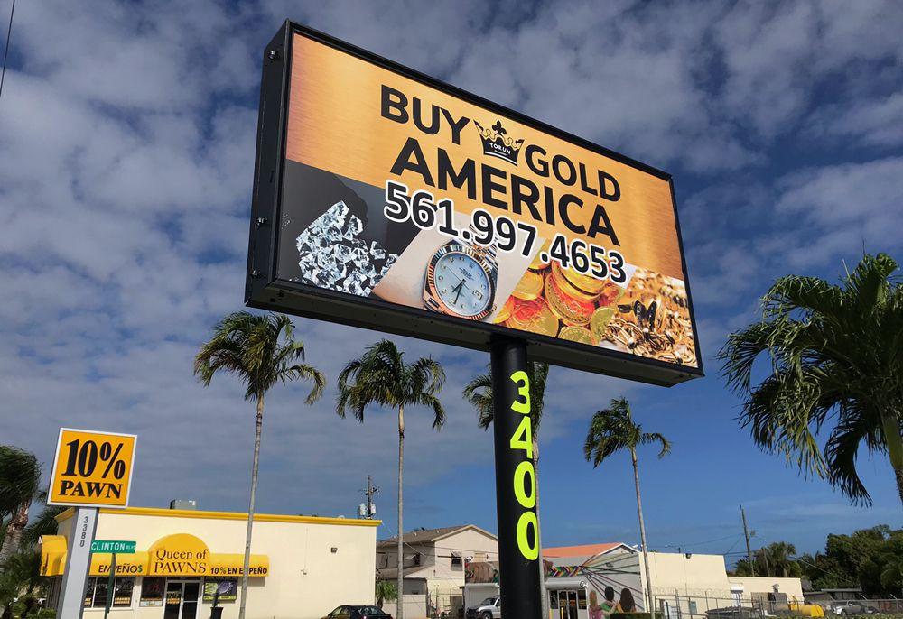 Buy Gold America: 3400 S Military Trail, Lake Worth, FL