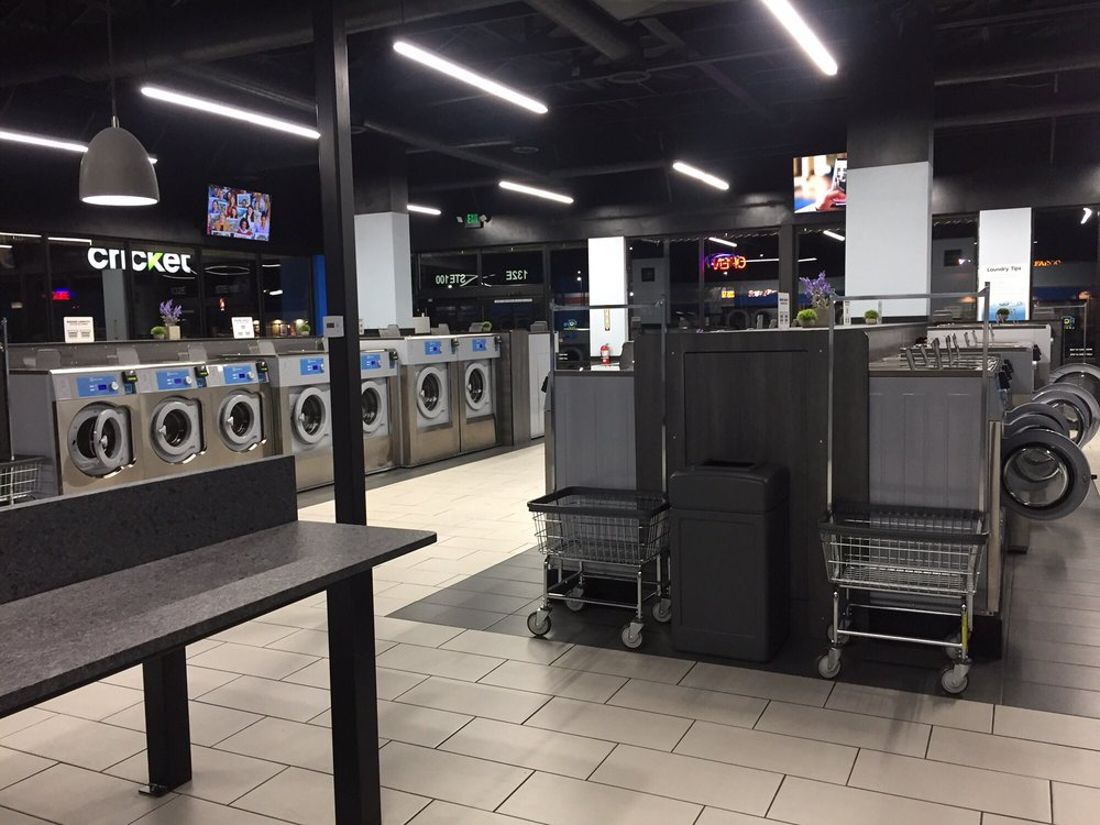 Rave Laundry: 132 E Fairview Ave, Meridian, ID