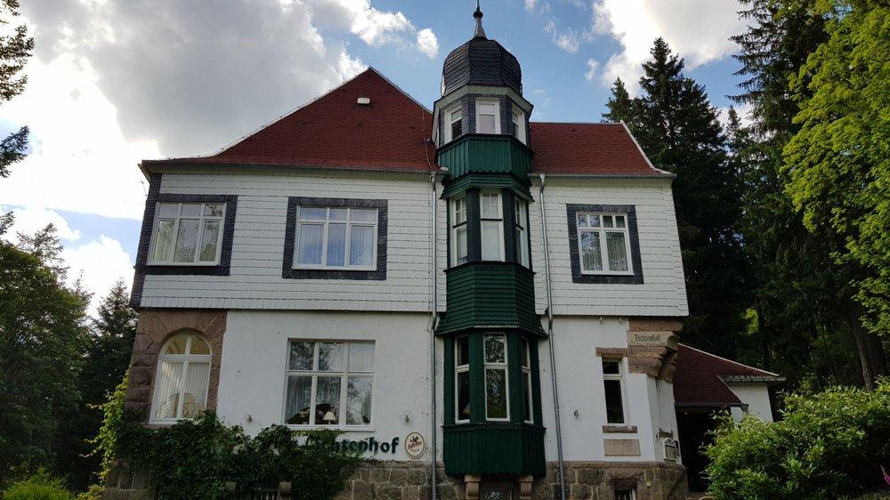 Villa Fichtenhof Schierke Hotel