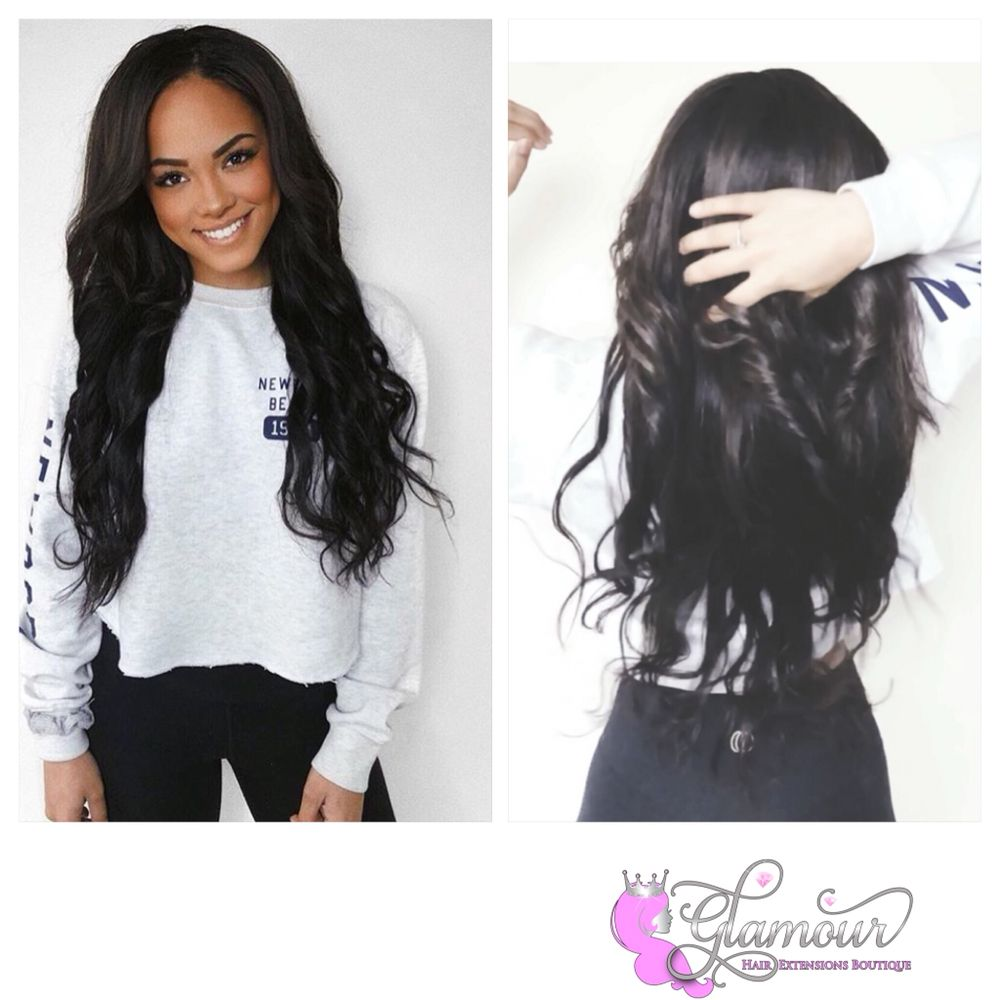 Braidless Weave With 26 Inch Brazilian Loose Wave Hair Yelp