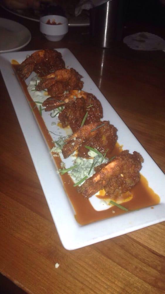 Full order buffalo shrimp yelp for Redstone grill