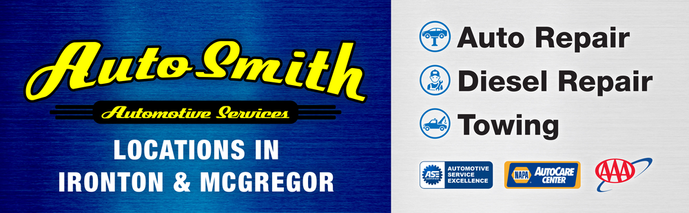 AutoSmith Service Group - McGregor: 95 N Maddy St, McGregor, MN