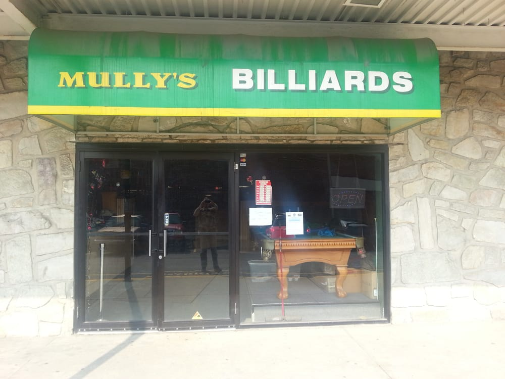 Mully's Billiards & Gameroom Gear: 1449 Scalp Ave, Johnstown, PA