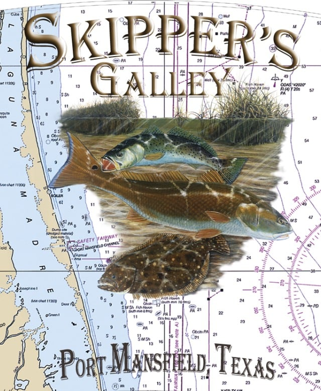 Skipper's Galley: 606 Laguna Dr, Port Mansfield, TX