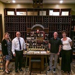Photo Of The Wine Cellar Naples Fl United States Testarossa Event