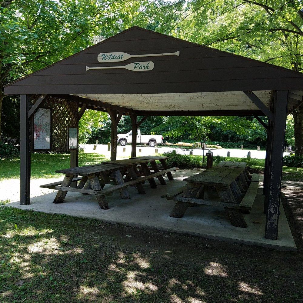 Wildcat Creek Park: 5201 Eisenhower Rd, Lafayette, IN