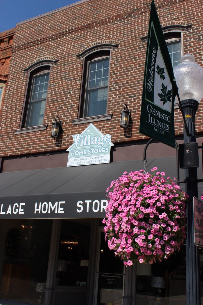Village Home Stores: 105 S State St, Geneseo, IL