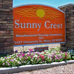 Photo Of Sunny Crest Mobile Home Park