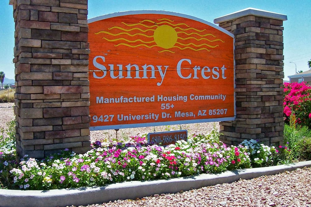 Sunny Crest Mobile Home Park