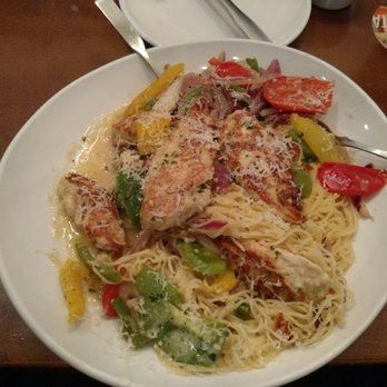 Photo Of Olive Garden Italian Restaurant   Portage, MI, United States.  Chicken Scampi