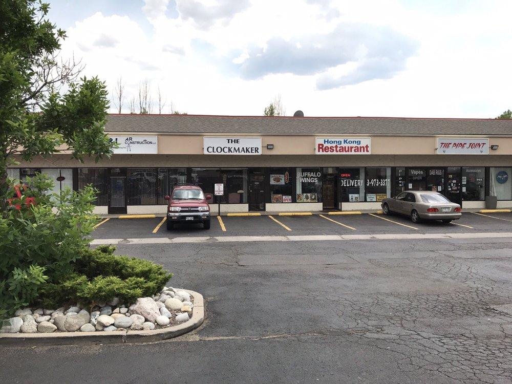 The Clockmaker: 8280 W Coal Mine Ave, Littleton, CO