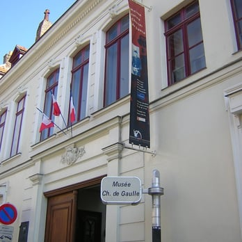 Maison natale de charles de gaulle 18 photos 11 avis for Maison des ados lille