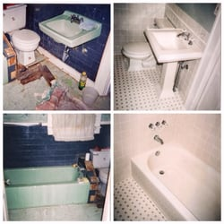 Henderson Home Improvement Photos Handyman Columbia MO - Bathroom remodel columbia mo