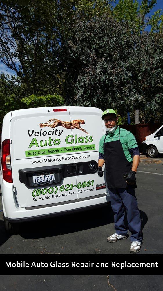 Velocity Auto Glass: 806 San Pablo Ave, Albany, CA