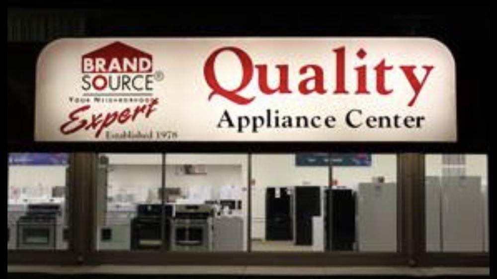 Quality Appliance & Tv Center: 63 3rd St NE, Waite Park, MN