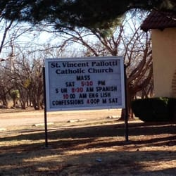 Abilene catholic church