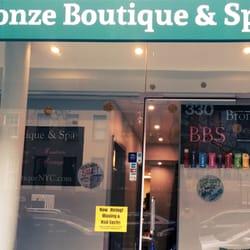 Bronze boutique spa 11 photos 74 avis spas 330 e for 65th street salon
