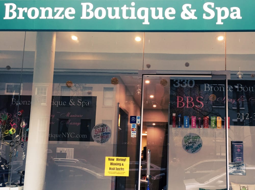 Bronze boutique spa 11 photos 57 reviews spa 330 for 1662 salon east reviews