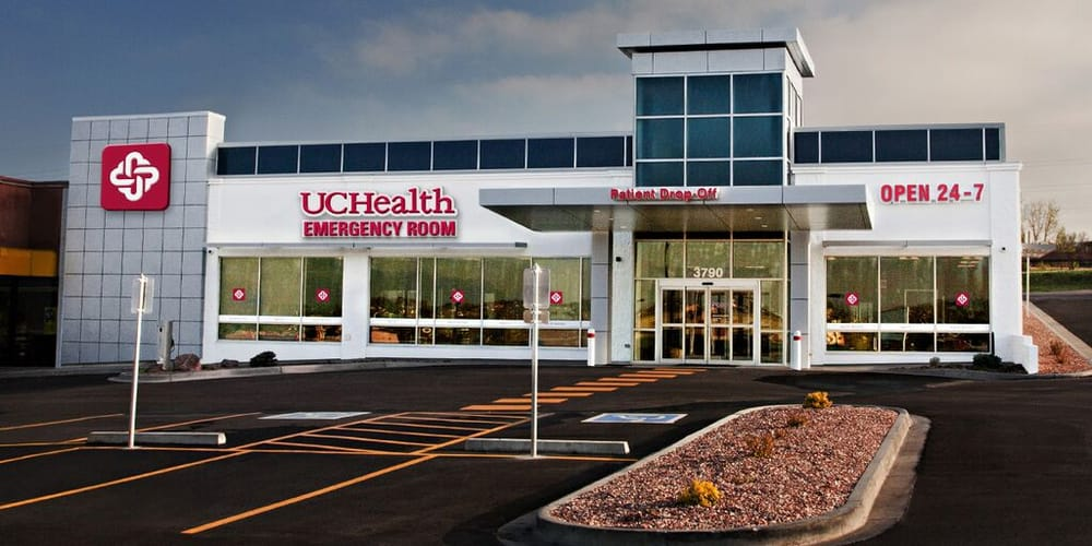 Uchealth Emergency Room 13 Reviews Medical Centers