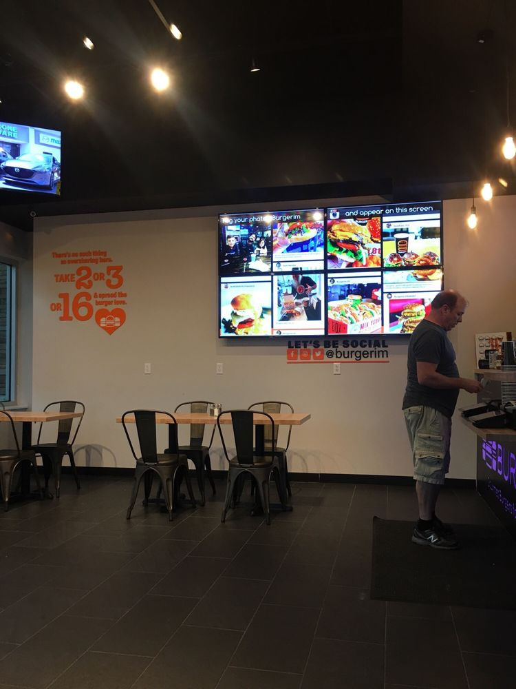 BurgerIm: 2561 Countryside Blvd, Clearwater, FL