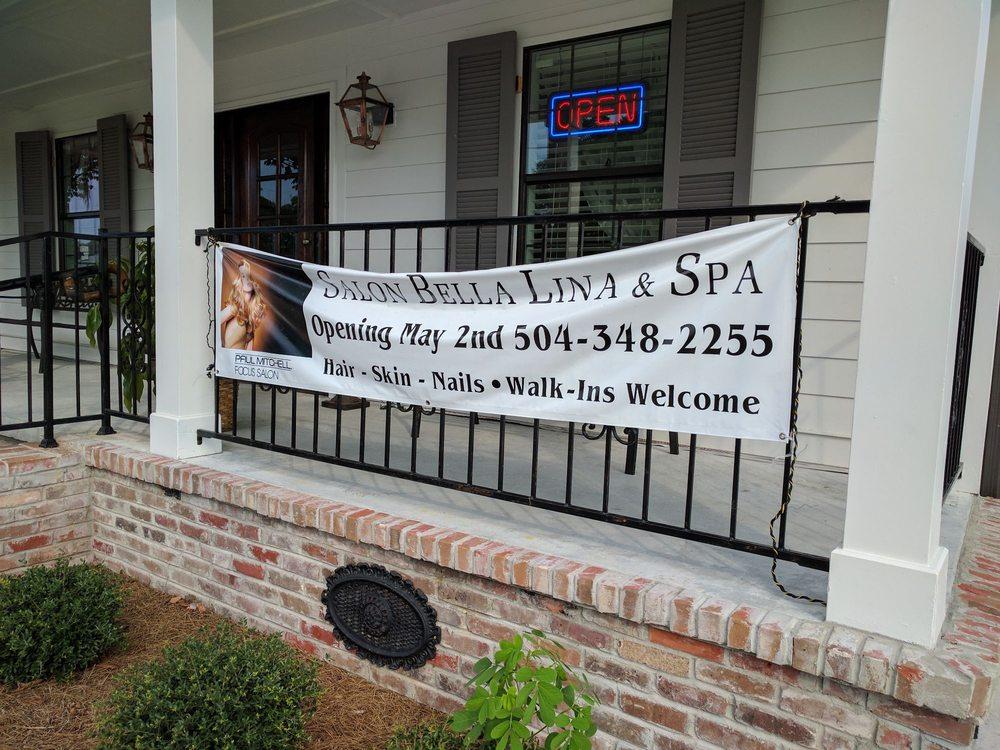 Salon Bella Lina & Spa: 2673 Barataria Blvd, Marrero, LA