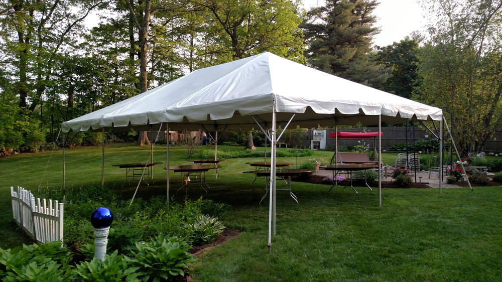 Party Season Tent Rentals Party Equipment Rentals