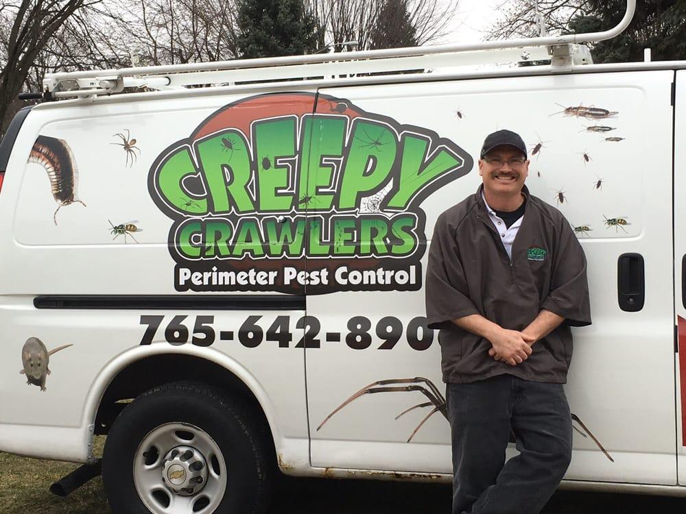 Creepy Crawlers Perimeter Pest Control: Anderson, IN