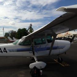 Redlands airport flight school