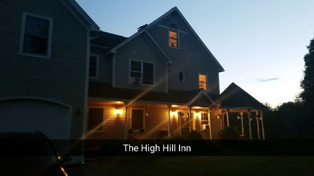 High Hill Inn: 265 Green Rd, East Montpelier, VT