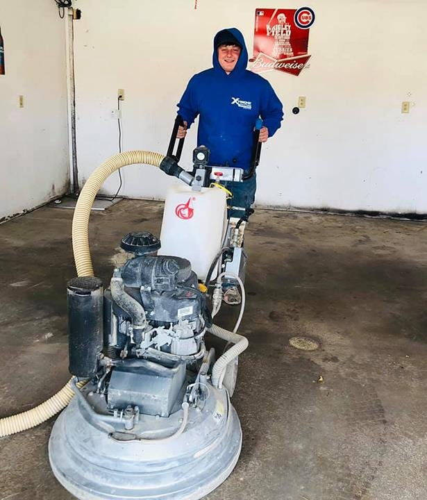 Xtreme Clean & Coatings: 325 Stone Valley Dr, Dubuque, IA