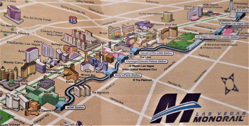 Miracle Mile Las Vegas Map.Las Vegas Strip Map Yelp