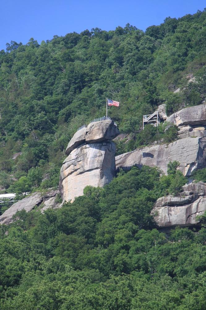 Carter Lodge: US 64-74 Hwy, Chimney Rock, NC