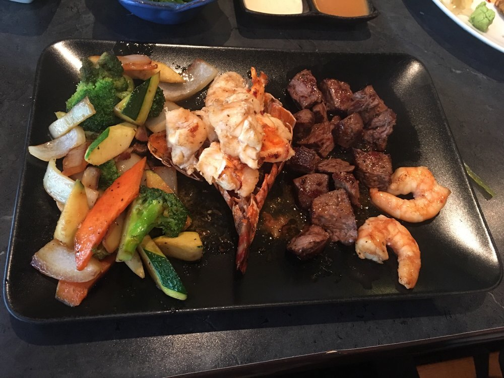 Fuku Japanese Grill: 2118 E Hwy 82, Gainesville, TX