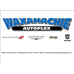 Waxahachie Chrysler Dodge Jeep Ram - 13 Reviews - Auto Repair - 2405