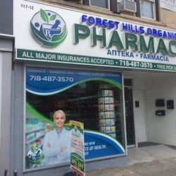 Forest Hills Organics Pharmacy - Drugstores - 117-12 ...