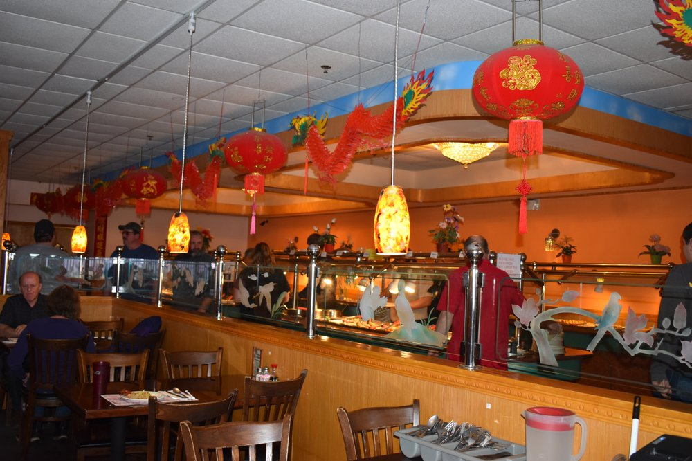 China Moon Buffet: 72 Commons Dr, Derby, VT