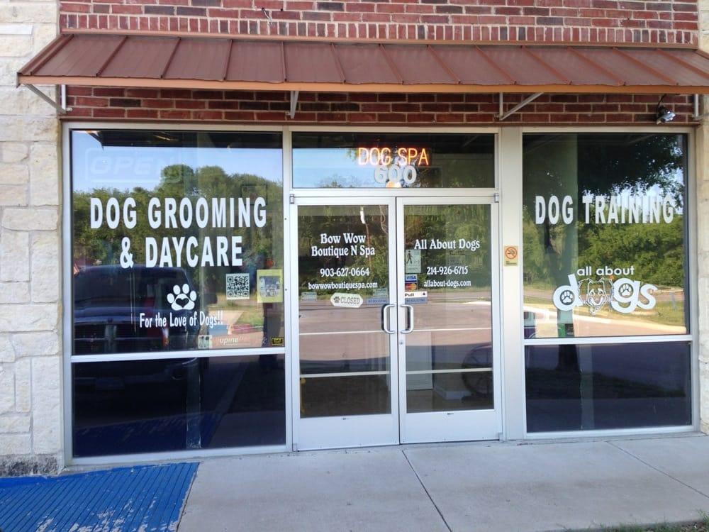 Bow Wow Boutique N Spa: 811 S Interurban St, Anna, TX