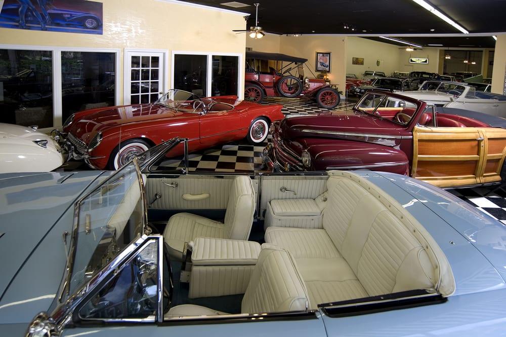 Vintage Motors of Sarasota - Car Dealers - 5500 N Tamiami ...