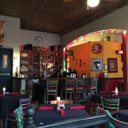 Photo Of Maya Cafe Maplewood Mo United States The Interior