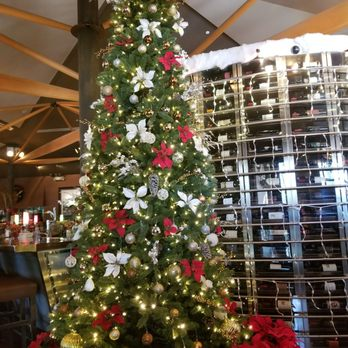 Photo Of Bayside Restaurant Newport Beach Ca United States Festive Decor