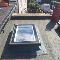 Photo of Arrow Roofing - Brighton United Kingdom. New Velux window fitted & Arrow Roofing - 37 Photos - Roofing - 35 Hereford Court Brighton ... memphite.com