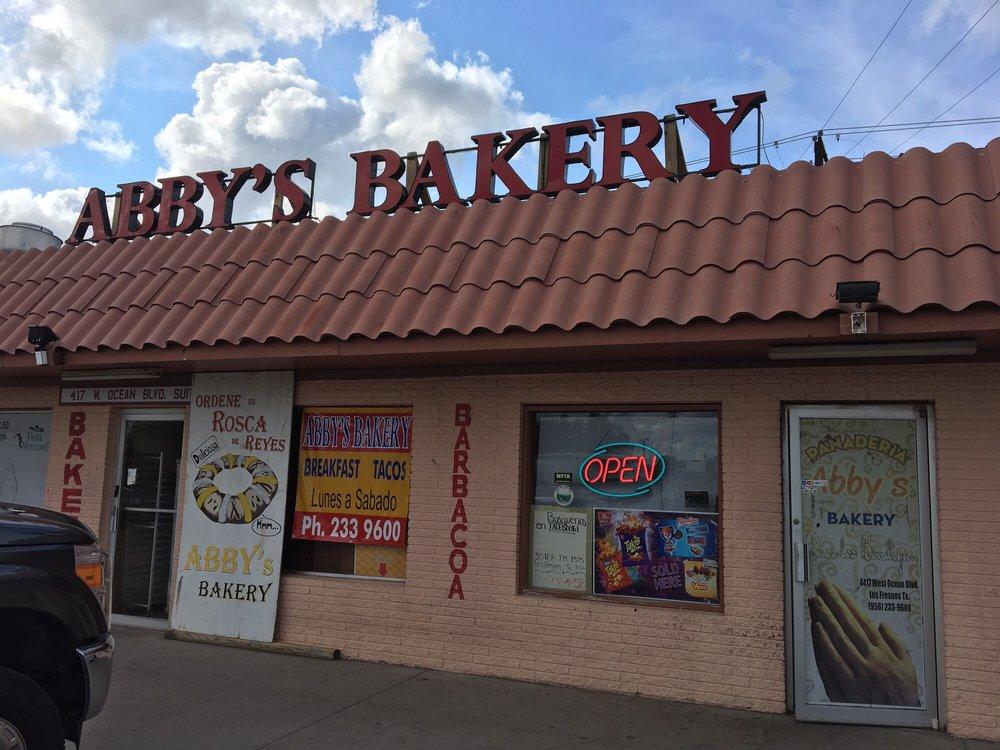 Abby's Bakery: 417 W Ocean Blvd, Los Fresnos, TX