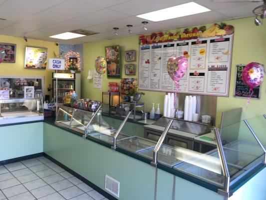 Paleteria Limon 6100 Atlantic Blvd Maywood Ca Ice Cream Parlors