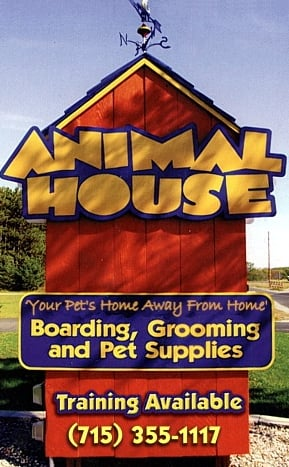 Animal House Pet Care Center: 1174 Gardner Park Rd, Kronenwetter, WI