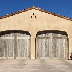 Photo Of Hamon Overhead Door Paso Robles Ca United States Barnwood Sectional