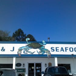 B j seafood seafood markets 1101 us hwy 70 e new for Fish market greensboro nc